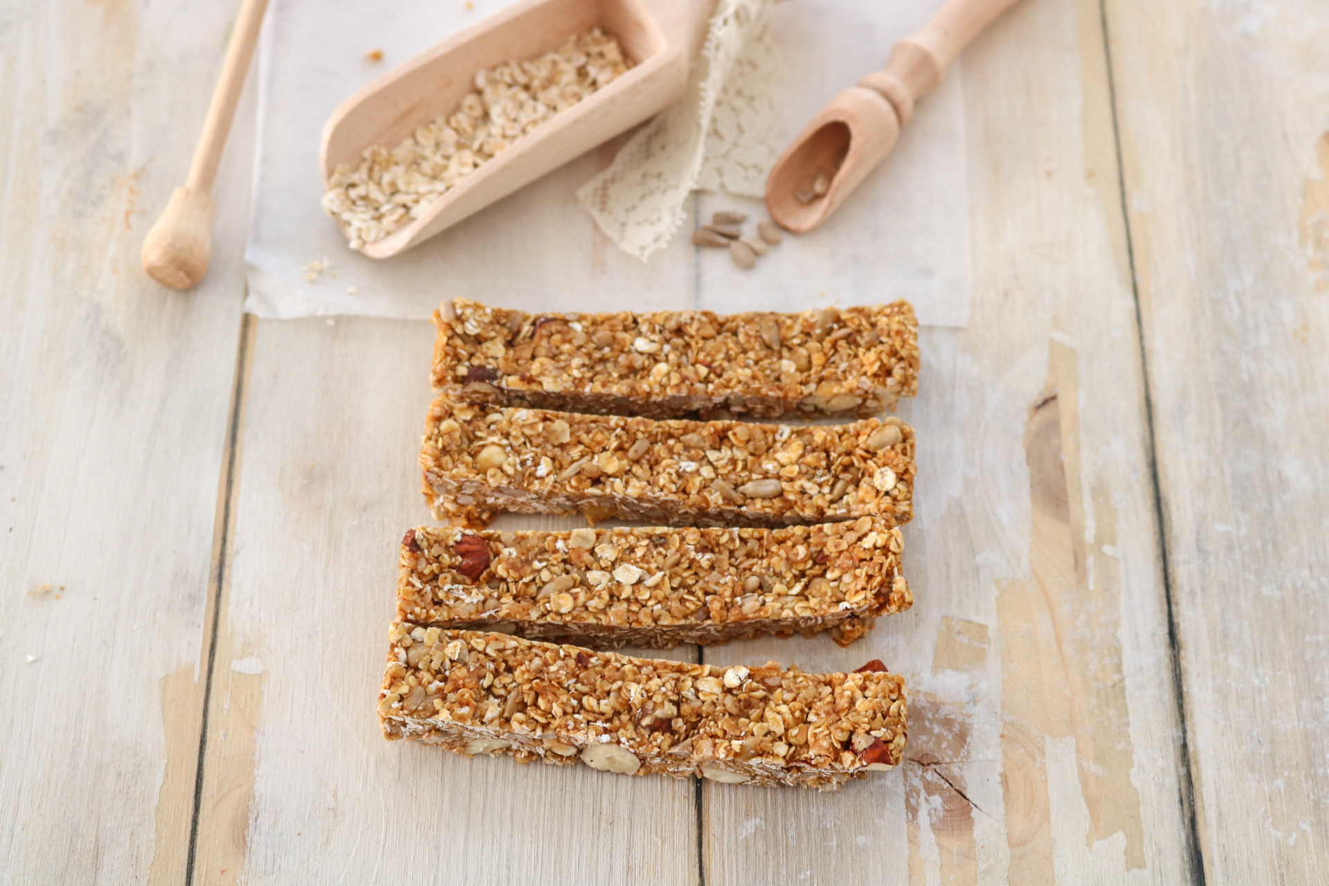 sveiki granolos batonėliai svorio metimui